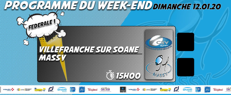 nouveau programme du weekend 2020 2